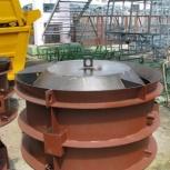 Металлическая форма колодезного кольца КС-15.9 Металлоформа КС-15.9, Волгоград