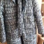 Детский зимний плащ с капюшоном Button Blue, Волгоград