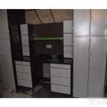 Металлическая мебель в комплекте (верстак, шкафы), Волгоград