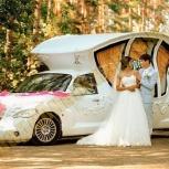 Прокат лимузинов и кареты на свадьбу, Волгоград