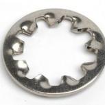 Шайба Ф2,5(М2.3) круглая стопорная DIN 6797 J, Волгоград