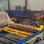 Станок для производства 3D заборов и ограждений, Волгоград
