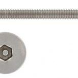 Винт 10х25 антивандальный ART 9113 с потайной головкой, Волгоград