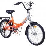 велосипед АИСТ 20 2.0 7-скоростей (Shimano) (Минский велозавод), Волгоград