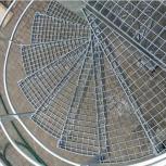 Шахтная лестница для вертикальных резервуаров, Волгоград