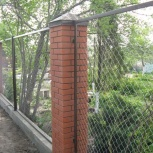 Секции заборные, Волгоград