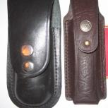 Чехлы кожаные для поясного ношения, Волгоград
