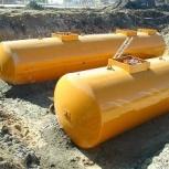 Резервуар горизонтальный стальной РГС-50 м3 (РГСП-50м3), Волгоград