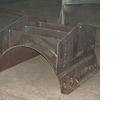 Опоры подвижные для трубопроводов типа ОПП3., Волгоград