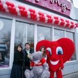Сердце-курьер в Волгограде и Городище, Волгоград