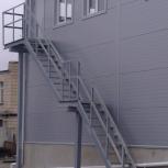 Пожарная техническая лестница, Волгоград