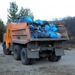 Вывоз мусора, Волгоград