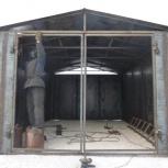 Металлические гаражи. Изготовление, монтаж, Волгоград