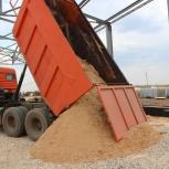 Песок с доставкой, Волгоград