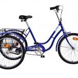 Велосипед Аист трехколесный для взрослых грузовой (Минский велозавод), Волгоград