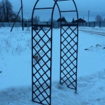 Цветочница для вьюнов, Волгоград