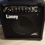 Гитарный Комбоусилитель Laney LX20D. Бесплатная Доставка, Волгоград