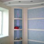Декоративная отделка стен, Волгоград
