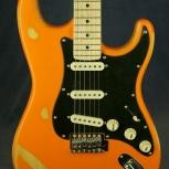 Электрогитара Stratocaster Zombie Seg St-Relic Oy, Волгоград