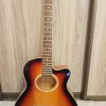 Акустическая Гитара Фолк с Вырезом Colombo LF-401C, Волгоград