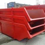 Контейнер для сбора твердых бытовых отходов (ТБО), Волгоград