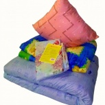 Комплекты матрац+подушка+одеяло (МПО). Постельное белье (бязь), Волгоград