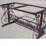 Стол садовый металлический, разборный, Волгоград