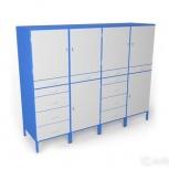 Шкаф металлический инструментальный ши 2222/4141, Волгоград