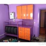 Металлическая мебель (верстак, стеллаж, антресоль), Волгоград