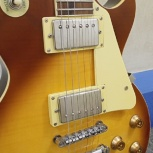 Phil Pro LP Standard Jimmy Page Tobacco Sunburst, Волгоград