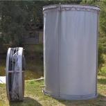 Резервуар разборный, вертикальный РРВ-2,15, Волгоград